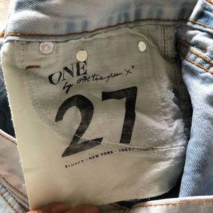 One Teaspoon Jeans - One teaspoon Awesome Baggies